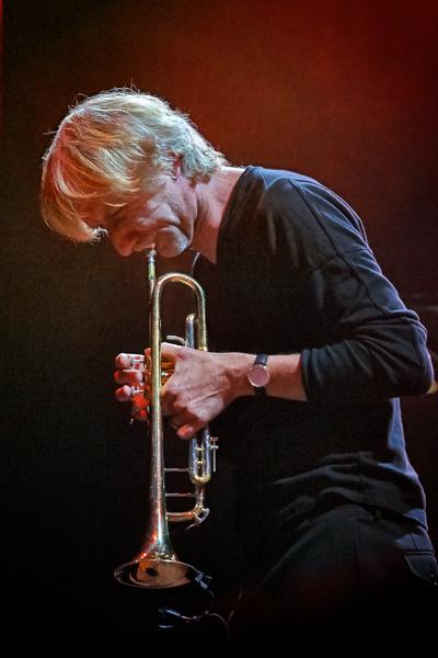 Trumpeter Erik Truffaz