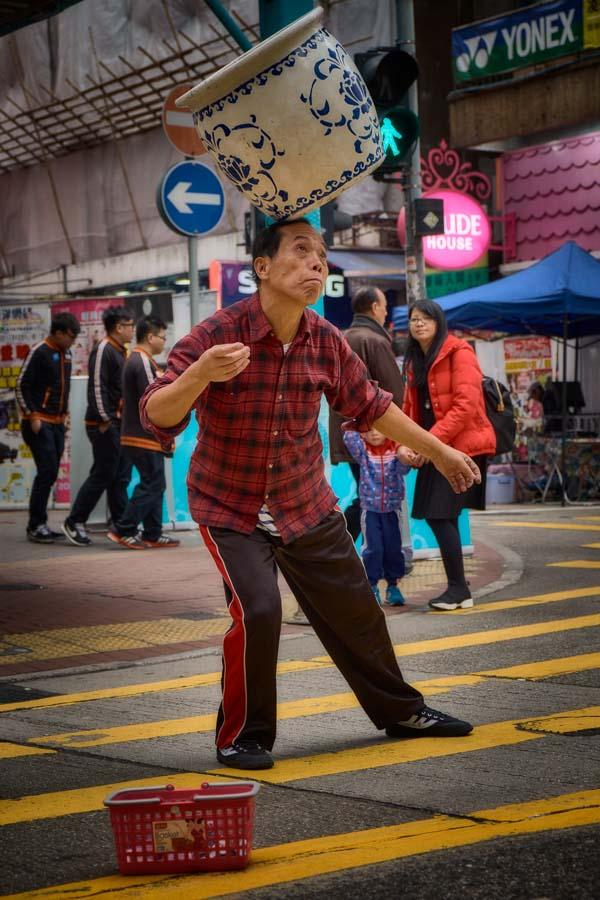 Sai Yeung Choi Street, Mongkok